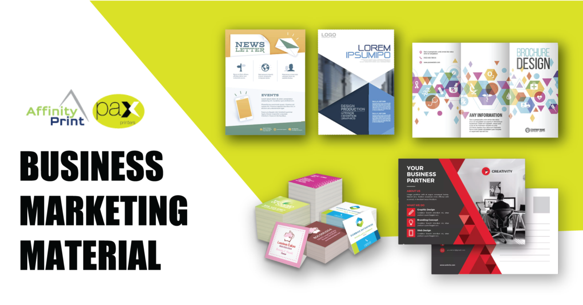 Using Offset Printing For Your Business's Marketing Materials